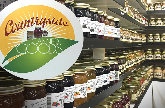 Countryside Canned Goods