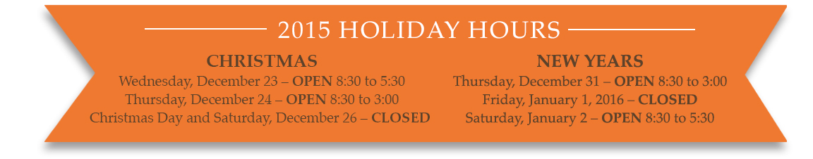 working holiday hours banner art